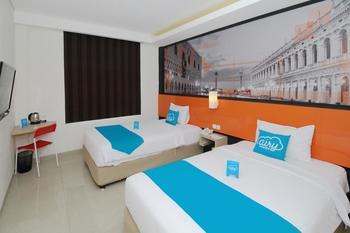 Airy Pedurungan Soekarno Hatta 31 Semarang - Deluxe Twin Room Only Regular Plan