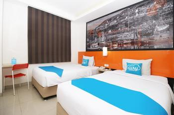 Airy Pedurungan Soekarno Hatta 31 Semarang - Express Twin Room Only Regular Plan