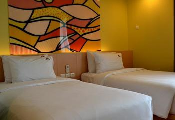 MaxOneHotels Sukabumi - Superior (Twin Room Inc Bfast) Flexible Stay