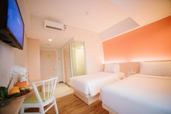 MaxOneHotels Sukabumi - Superior (Twin Room Only) Regular Plan