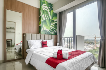 RedDoorz Apartment @ Treepark BSD Tangerang Selatan - RedDoorz Premium Room Basic Deal