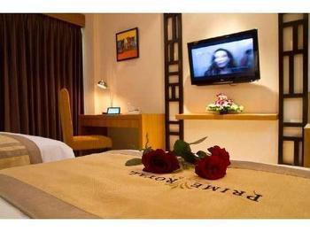 Prime Royal Hotel Surabaya - Deluxe Room Twin Bed Regular Plan