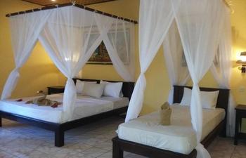 Dewi Bulan Bungalows Bali - SUPERIOR Family AC Regular Plan