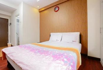 RedDoorz Apartment @The Suites Metro Soekarno Hatta Bandung - RedDoorz Room LM