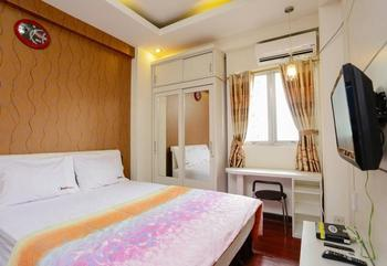 RedDoorz Apartment @The Suites Metro Soekarno Hatta Bandung - RedDoorz Room Regular Plan