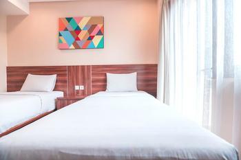 Prasada Mansion Jakarta - Standard Twin Regular Plan