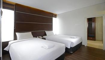 Karimun Jawa Hotel D'Season Jepara - Family Room Regular Plan