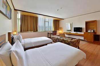 Banana Inn by KAGUM Hotels Bandung - Executive Twin Room Only 2021 Early Bird Promotion