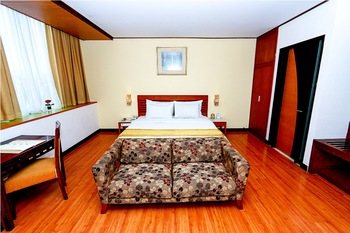 Banana Inn by KAGUM Hotels Bandung - Executive King Room Only Regular Plan