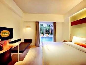 HARRIS Hotel Kuta - HARRIS Room Only Regular Plan