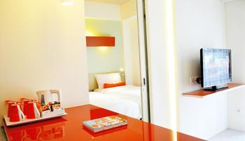 HARRIS Hotel Kuta - HARRIS Residence 2 Bedroom Room Only Regular Plan