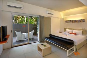 HARRIS Hotel Residences Sunset Road Kuta - HARRIS Residence 1 Bedroom Room  Regular Plan
