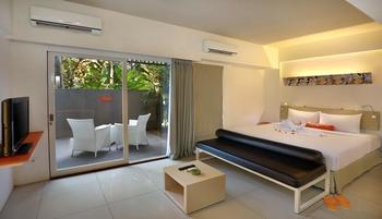 HARRIS Hotel Residences Sunset Road Kuta - HARRIS Residence 1 Bedroom with 2 Breakfast  Regular Plan