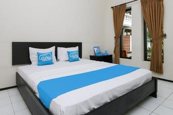 Airy Syariah Panglima Sudirman 16 Probolinggo - Standard AC Double Room Only Regular Plan