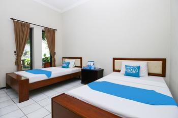 Airy Syariah Panglima Sudirman 16 Probolinggo - Standard Twin Room Only Regular Plan