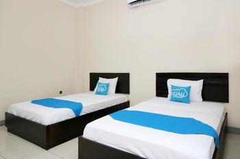 Airy Syariah Panglima Sudirman 16 Probolinggo - Superior Twin Room Only Regular Plan