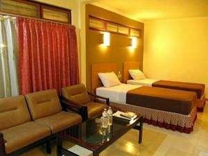 Hotel Lestari Jember - Deluxe Room Regular Plan