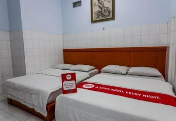 NIDA Rooms Bali Bandung Sempidi Begonia Bali - Double Room Double Occupancy Special Promo