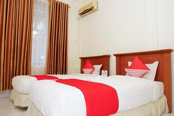 OYO 236 Penginapan Rumah Hijau Palembang - Standard Twin Room Regular Plan