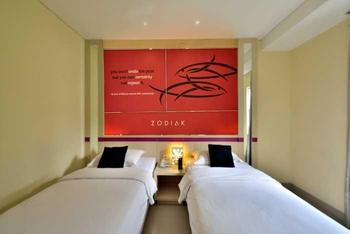 Zodiak Kebon Kawung Bandung - Superior Twin Room Only Regular Plan