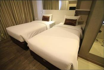 Student Park Hotel Yogyakarta - Studio Twin Room Only Promo Safecation