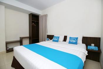 Airy The Central Ahmad Yani 43 Pekanbaru - Superior Double Room with Breakfast Special Promo 45