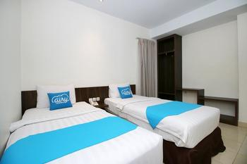 Airy The Central Ahmad Yani 43 Pekanbaru - Superior Twin Room with Breakfast Special Promo 45