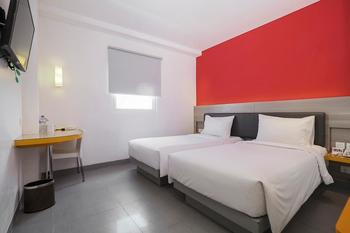 Amaris Hotel Sriwedari Solo - Smart Room Twin Staycation Offer Room Only Regular Plan