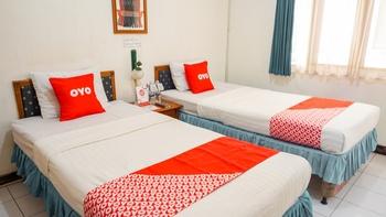 OYO 2012 Nusa Indah Near RS Muhammadiyah Bandung - Standard Twin Room Regular Plan