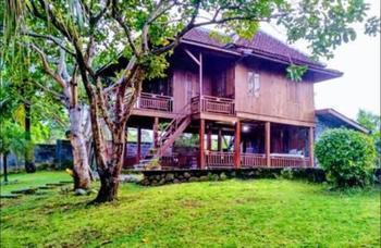 Negla Beach Villa Garut - Bungalow A Minimum Stay