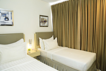 D Primahotel Medan - Deluxe Room Only FLASH SALE