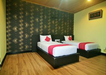 Starli Hotel  Bukittinggi - Superior Twin Regular Plan
