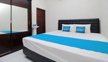 Airy Eco Mertoyudan Nakula D110 Magelang - Standard Double Room Only Regular Plan