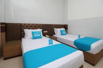 Airy Tegalsari Kedungsari 109 Surabaya - Superior Twin Room Only Regular Plan
