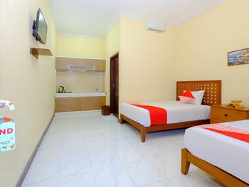 OYO 2864 Mangsit Garden Homestay Lombok - Standard Twin Room Regular Plan