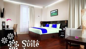 Hotel Namira Syariah Pekalongan - Suite Double Room Only Regular Plan