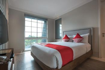 OYO 349 Havenwood Residence Jakarta - suite double Last