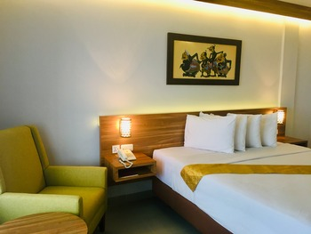 Hotel Inna Tretes - Deluxe Room Only  Regular Plan