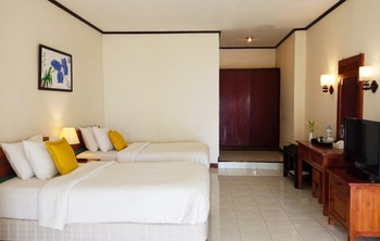 Inna Tretes Hotel Pasuruan - Standard Twin  Limited Time Deal 25%