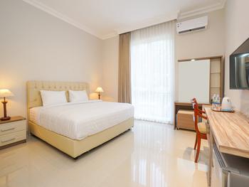 Raka Residence Syariah Surabaya Surabaya - Deluxe Double Regular Plan