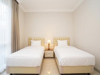 Raka Residence Syariah Surabaya Surabaya - Deluxe Twin Regular Plan