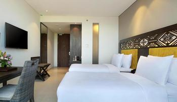 Lombok Astoria Mataram - Deluxe Twin Room Only Regular Plan
