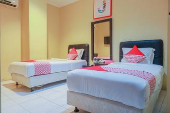 OYO Flagship 3563 New Mg Hotel Near RSUD Sawah Besar Jakarta - Suite Twin Regular Plan