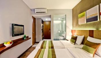 eL Royale Hotel Jakarta - Superior Twin Bed Room Only Regular Plan