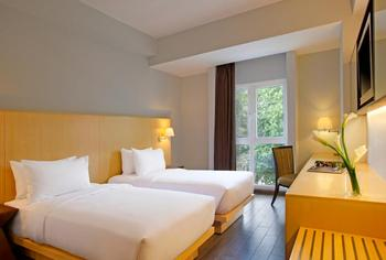 Hotel Santika Mataram - Superior Room Twin Staycation Offer Regular Plan