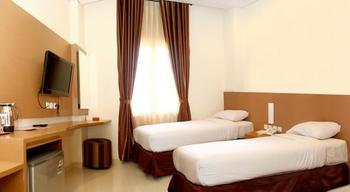 Sutan Raja Hotel Cirebon - Standard Room Regular Plan