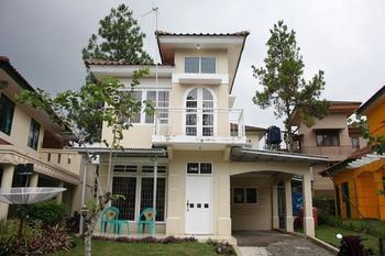 Villa Kota Bunga Sakura Cianjur - Villa 3 Bedroom Regular Plan