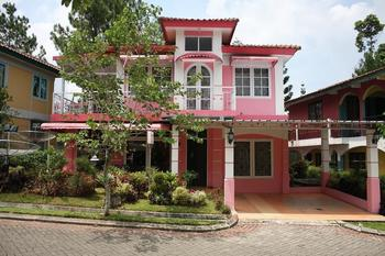Villa Kota Bunga Sakura Cianjur - Villa 5 Bedroom Regular Plan