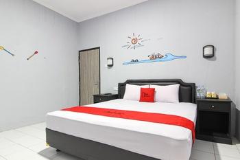 RedDoorz near Graha Saba UGM Yogyakarta - RedDoorz Room Regular Plan