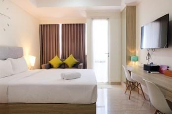 Menteng Park Apartment By Travelio Jakarta - Studio 22%